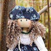"""Куклы и игрушки ручной работы. Ярмарка Мастеров - ручная работа Энни-Анникки. В стиле """"Бохо"""". Handmade."""