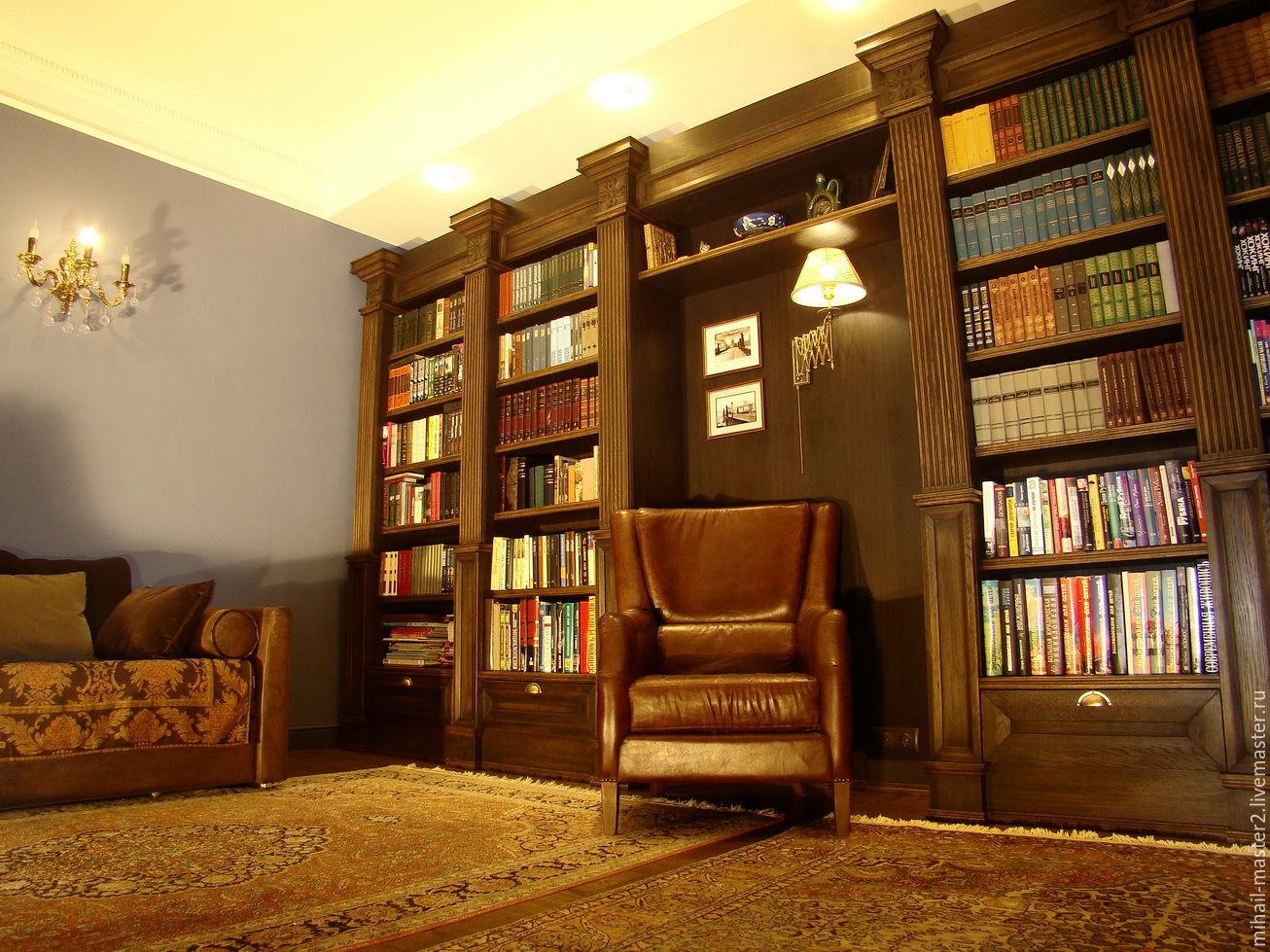 Библиотека - купить в интернет-магазине на Ярмарке мастеров .