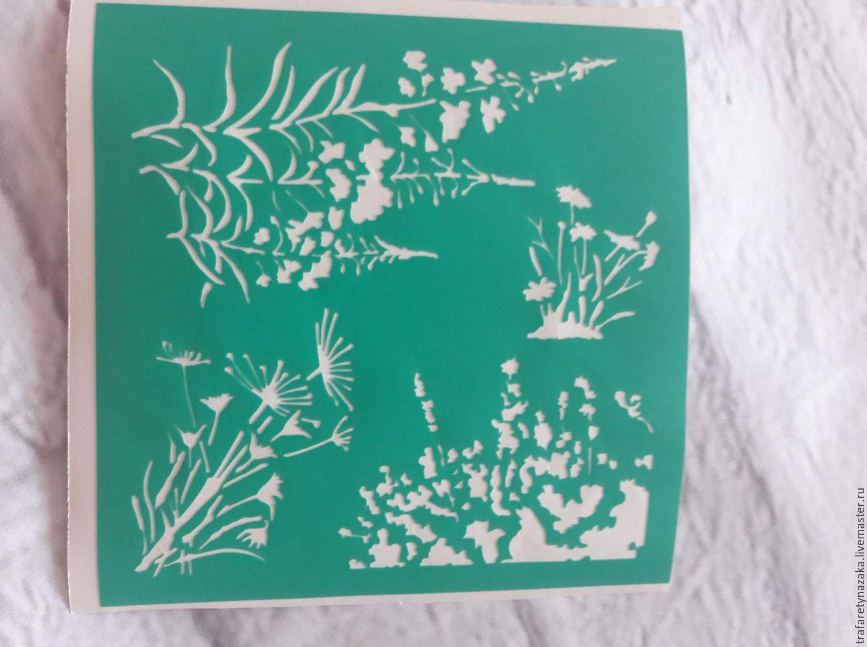 Copy of Copy of stencils adhesive, Stencils, Orel,  Фото №1