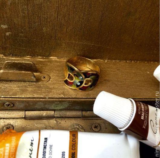 """Кольца ручной работы. Ярмарка Мастеров - ручная работа. Купить Кольцо """"CoCo"""". Handmade. Минанкари, кольцо из серебра, голубой"""