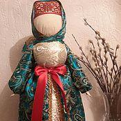 """Народная кукла ручной работы. Ярмарка Мастеров - ручная работа Кукла-оберег """"Берегиня дома"""". Handmade."""
