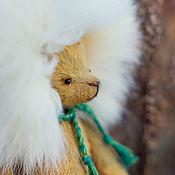 Куклы и игрушки ручной работы. Ярмарка Мастеров - ручная работа белый одуванчик. Handmade.