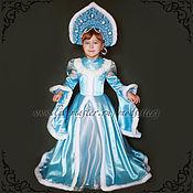Работы для детей, handmade. Livemaster - original item Suit Of The Snow Maiden Art.456. Handmade.