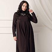 Одежда handmade. Livemaster - original item Boho warm dress