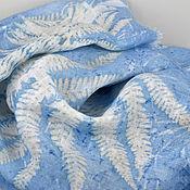 Аксессуары handmade. Livemaster - original item Linen shawl