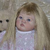 Куклы и игрушки ручной работы. Ярмарка Мастеров - ручная работа Кукла реборн Ромашка. Handmade.