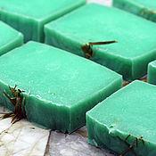 Косметика ручной работы handmade. Livemaster - original item Soap natural Lemongrass. Handmade.