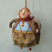 Куклы и игрушки ручной работы. Ярмарка Мастеров - ручная работа Нянька. Handmade.