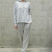 Одежда handmade. Livemaster - original item Knitted suit for women People. Handmade.