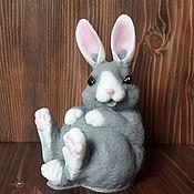 """Косметика ручной работы. Ярмарка Мастеров - ручная работа Мыло """"Кролик"""". Handmade."""