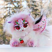 Stuffed Toys handmade. Livemaster - original item Daisy Dragon. Handmade.