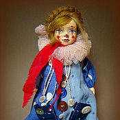Куклы и игрушки ручной работы. Ярмарка Мастеров - ручная работа коллекционная кукла Джесси (ПРОДАНА). Handmade.