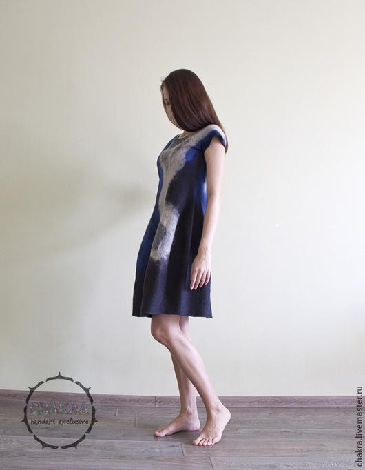 Платья ручной работы. Ярмарка Мастеров - ручная работа. Купить Сингулярность. Handmade. Платье, необычное платье, авторское платье, вечернее
