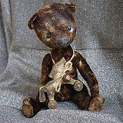 Куклы и игрушки ручной работы. Ярмарка Мастеров - ручная работа Тигруня, мишка-тедди. Handmade.