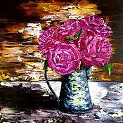Картины и панно handmade. Livemaster - original item Copyright oil painting For you. Handmade.
