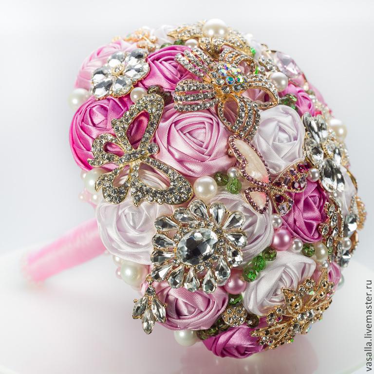 Brooch-bouquet \
