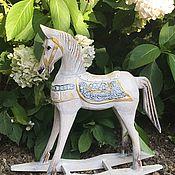 Винтаж handmade. Livemaster - original item Interior horse, handmade, Holland. Handmade.