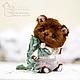 Мишки Тедди ручной работы. Ярмарка Мастеров - ручная работа. Купить Добряш :). Handmade. Мишка, мишка в подарок