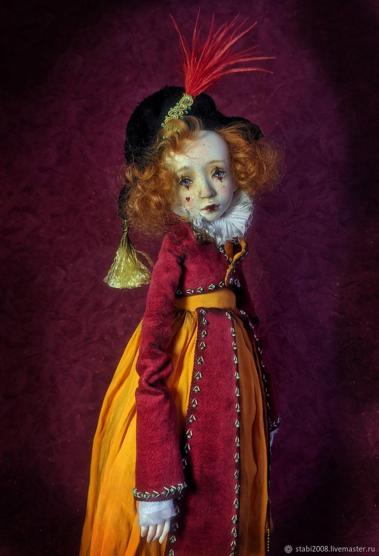 Афина, Интерьерная кукла, Кривой Рог,  Фото №1