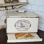Для дома и интерьера ручной работы. Ярмарка Мастеров - ручная работа ПРОВАНС хлебница. Handmade.