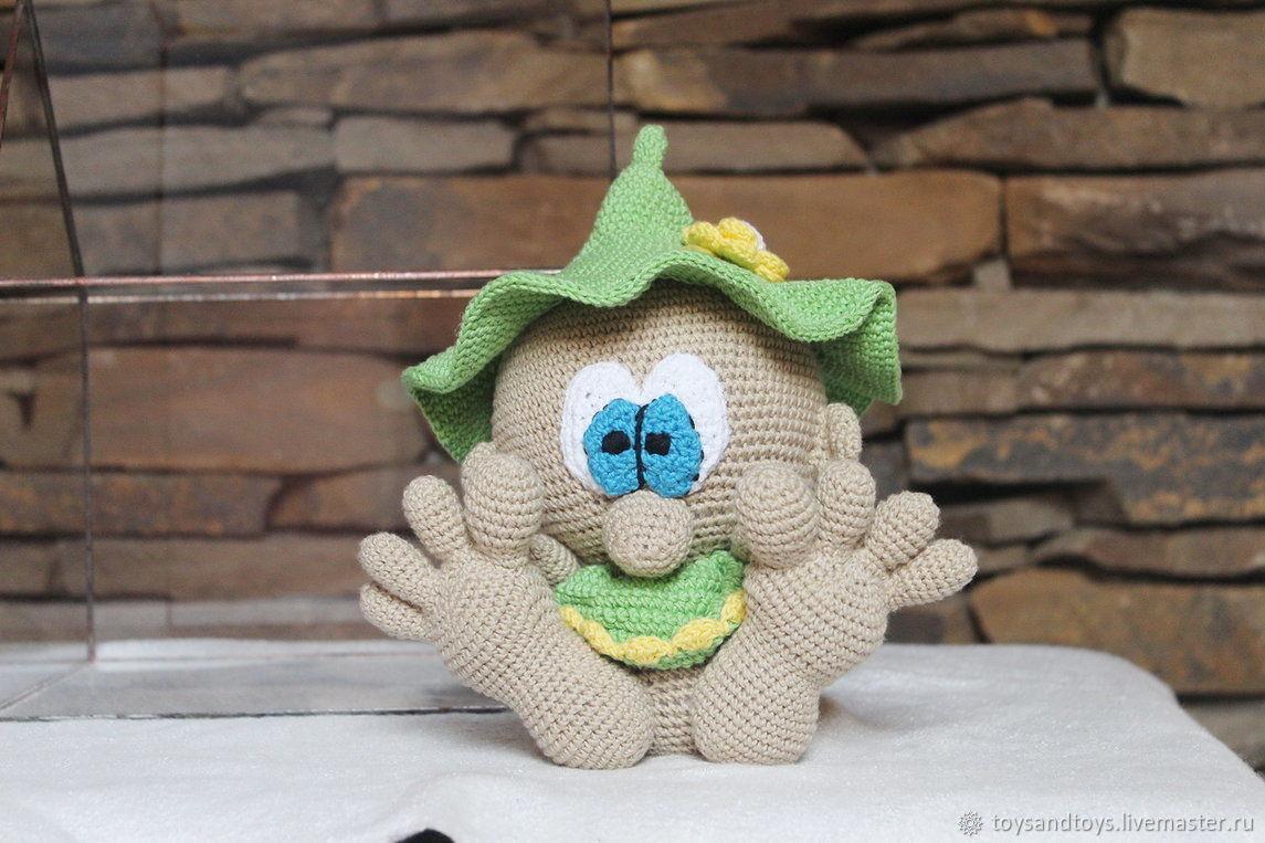 Good gnome, Stuffed Toys, Gukovo,  Фото №1
