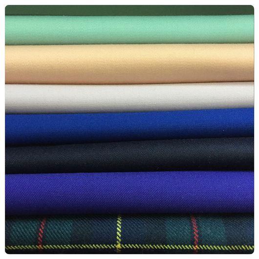 Шитье ручной работы. Ярмарка Мастеров - ручная работа. Купить Шерсть Alta Moda. Handmade. Разноцветный, итальянские ткани
