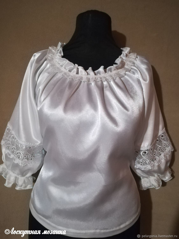 можете использовать блузка крестьянка фото выкройка смайлик