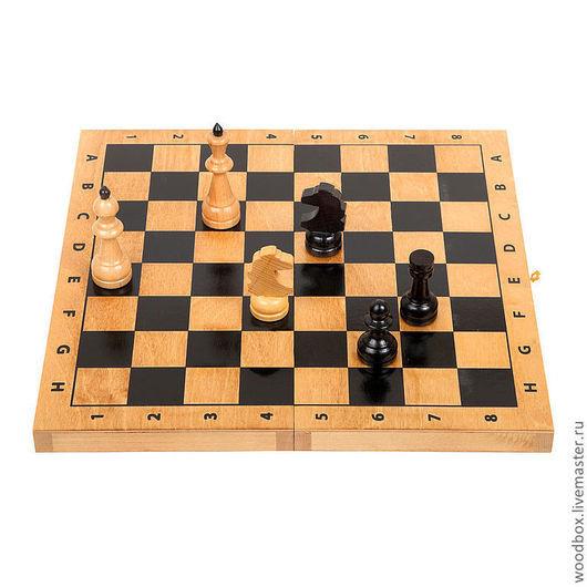 Подарки для мужчин, ручной работы. Ярмарка Мастеров - ручная работа. Купить Шахматы с доской 40см. Handmade. Шахматы, подарок мужчине