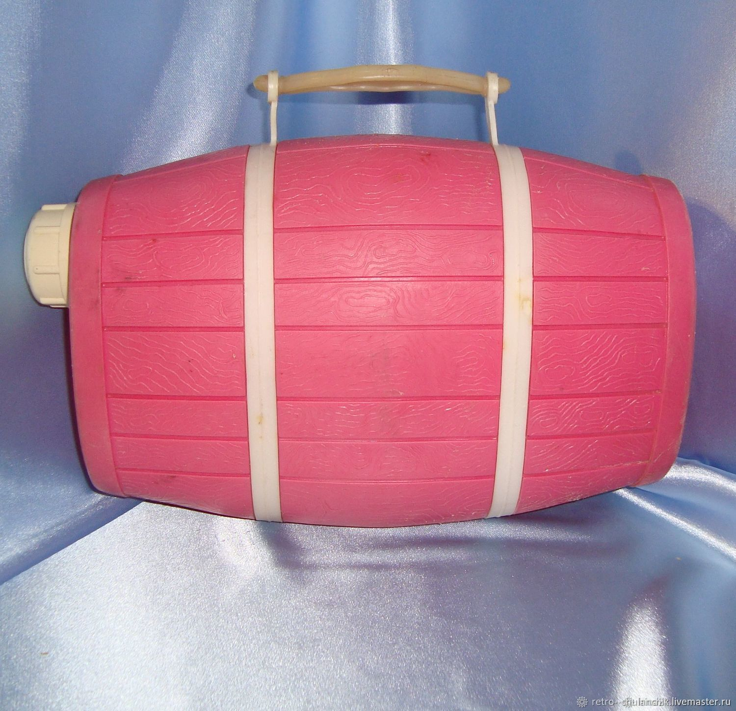 Flask 'a Keg' of the USSR, Vintage kitchen utensils, Istra,  Фото №1