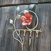 Housekeeper handmade. Livemaster - original item wrought iron housekeeper. Handmade.