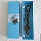 Персональные подарки ручной работы. Подарочные коробочки для закладок. Natali Handmade. Ярмарка Мастеров. Коробка для подарка, подарочная коробка