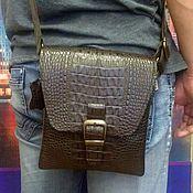 Сумки и аксессуары handmade. Livemaster - original item Bag leather 165. Handmade.