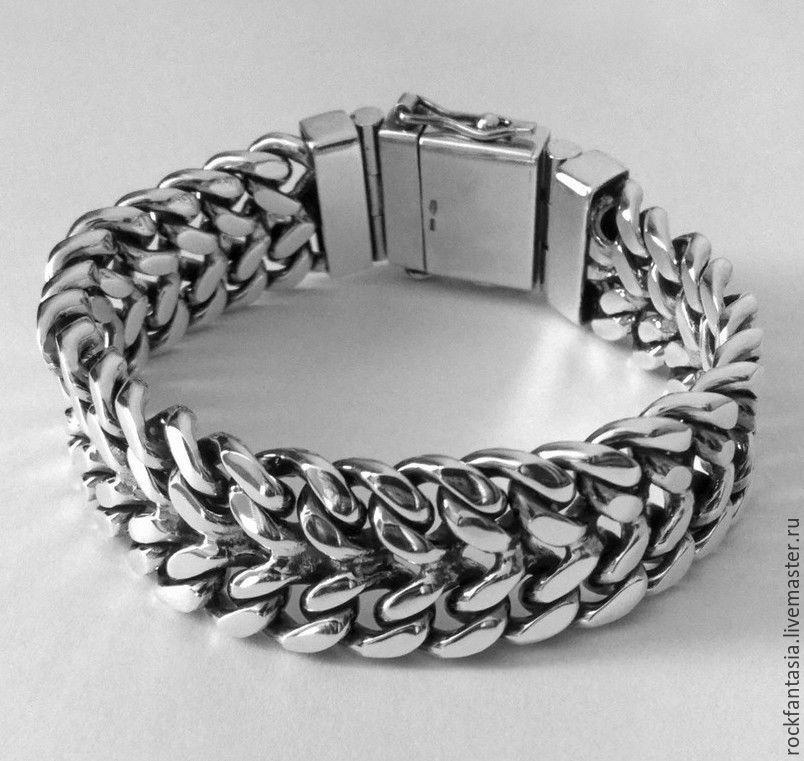 фото мужской браслет