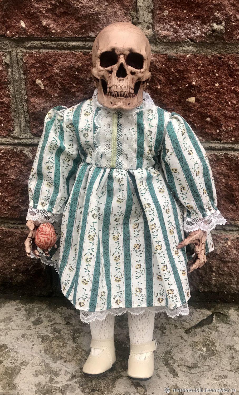 """Интерьерная кукла """"Чуми Чу"""" на подставке, Сувениры, Дедовск,  Фото №1"""