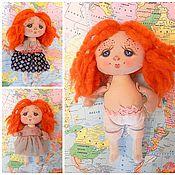 Куклы и игрушки ручной работы. Ярмарка Мастеров - ручная работа ДАРунька Рыжуля. Handmade.