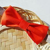 Аксессуары handmade. Livemaster - original item Tie Fire silk. Handmade.