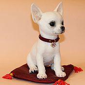 Куклы и игрушки handmade. Livemaster - original item Chihuahua