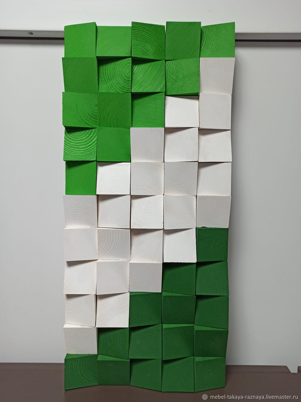 панно декоративное из дерева, Элементы интерьера, Санкт-Петербург,  Фото №1