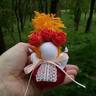 """Куклы и игрушки ручной работы. Ярмарка Мастеров - ручная работа """"Лялька щастя"""". Handmade."""