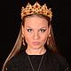 В блоге Вы можете посмотреть видео этой короны.