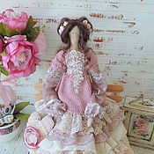 Куклы и игрушки ручной работы. Ярмарка Мастеров - ручная работа Нежная Роза. Handmade.