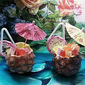 Мыло ручной работы. Ярмарка Мастеров - ручная работа Мыло тропический коктейль. Handmade.