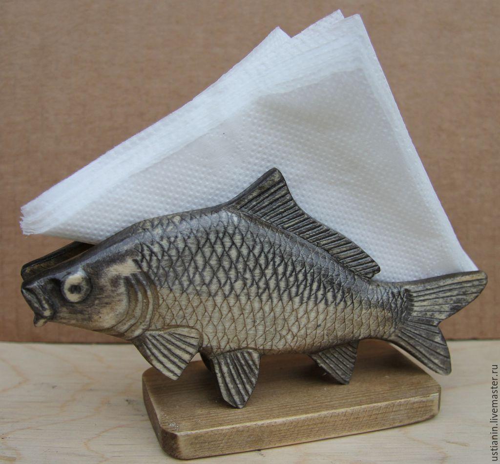 Подарок в виде рыбки