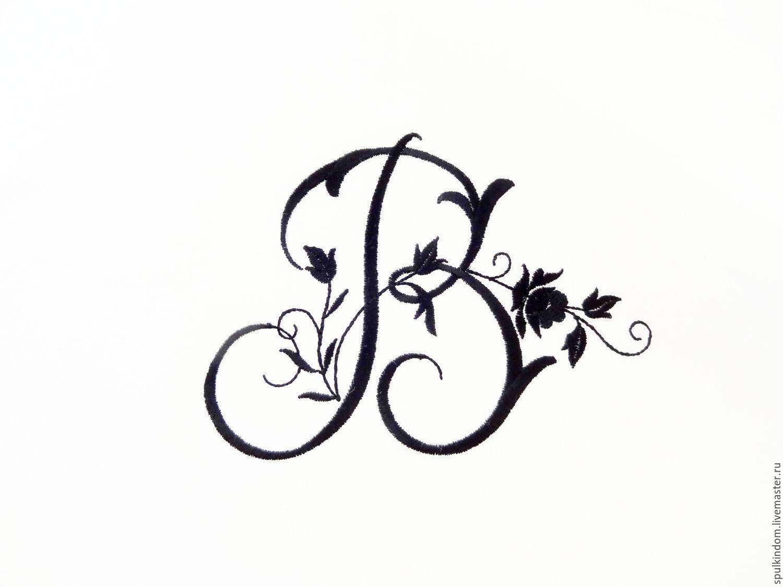 оказалась картинки буквы для вензеля татуировки