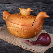 Посуда handmade. Livemaster - original item Salt shaker-Utica. Handmade.