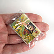 Подарки к праздникам handmade. Livemaster - original item Mini souvenir