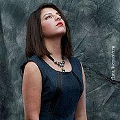 "Одежда handmade. Livemaster - original item Bodycon dress ""Sheri"" (tweed). Handmade."