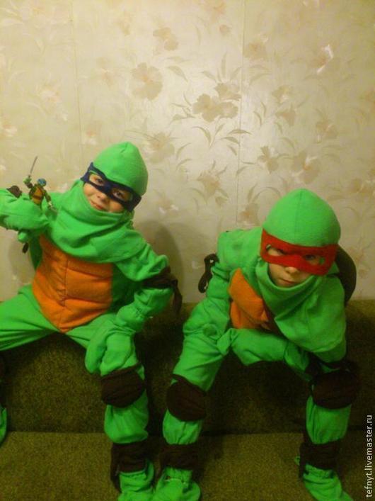 Детские карнавальные костюмы ручной работы. Ярмарка Мастеров - ручная работа. Купить Любимые герои 21 века. Handmade.