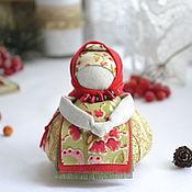 Куклы и игрушки ручной работы. Ярмарка Мастеров - ручная работа кукла-оберег Благополучница.. Handmade.