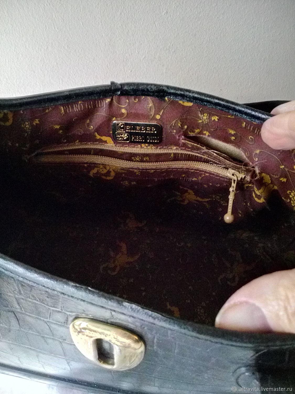 ... Винтажные сумки и кошельки. Винтаж  Сумка Пьеро Гуиди винтаж, Италия.  Другая жизнь ... 28f4afd0704